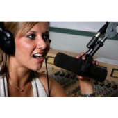 Female Radio Host