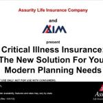 assurity critical illness