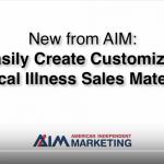 customize CI materials