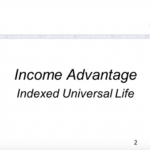 Mutual of Omaha Income Advantage: Indexed Universal Life